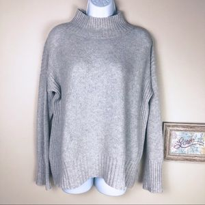 Angel of the North Anthro Soft Cozy Sweater M